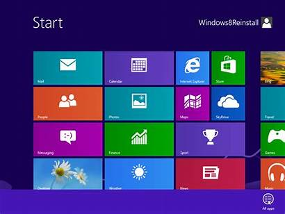 Windows Panel Control Menu Start Win8 Attach