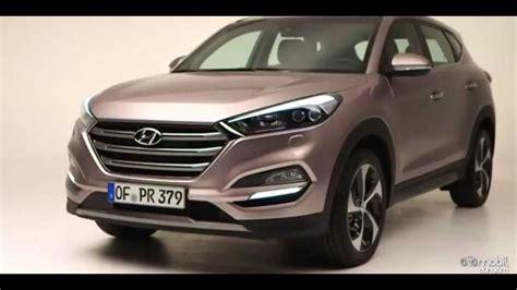 hyundai jeep 2015 hyundai tucson youtube