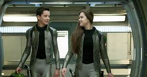 Ender's Game Stars Travel Back to the 80's for Ten ...