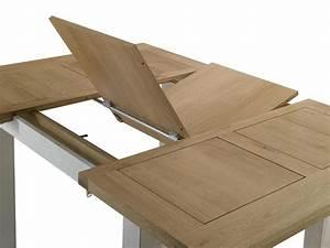 Table A Rallonge : table carree avec rallonge ~ Teatrodelosmanantiales.com Idées de Décoration