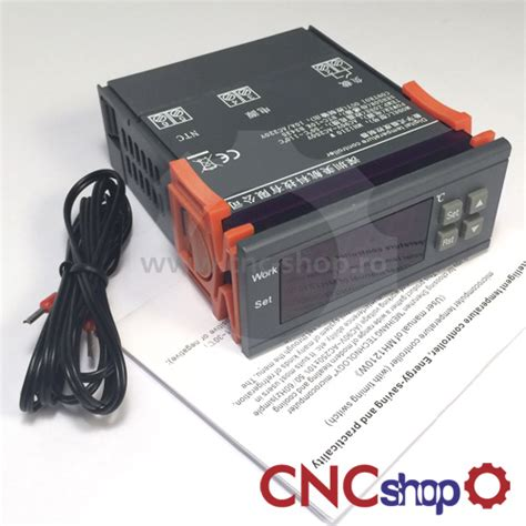 Motoare Electrice 220v Second by Termostat Termometru Digital Programabil 220v