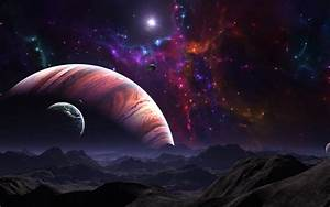 amazing jupiter space desktop background hd wallpaper ...