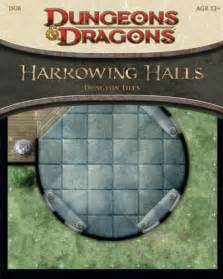 review 3d dungeon tiles harrowing halls and desert of