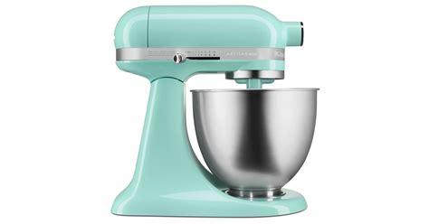 mixer mini kitchenaid stand food kitchen tools popsugar