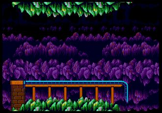background hq sonic  hedgehog  mystic cave zone