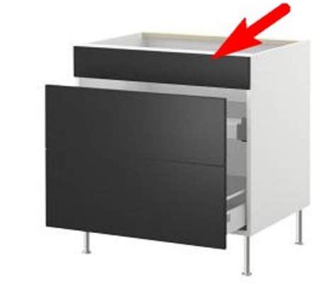 meuble sous evier cuisine brico depot ikea faktum montage faux tiroir évier 12 messages