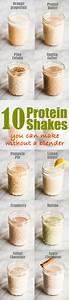 Good Easy Protein Shake Recipes  Casaruraldavina Com