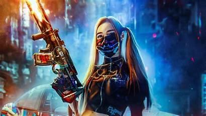 Cyberpunk 4k Wallpapers Backgrounds Ultra Wallpaperaccess