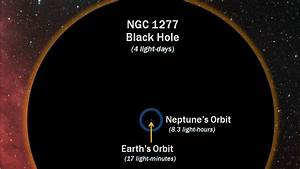 The Biggest Ever Black Hole Weighs 17 Billion Times More ...