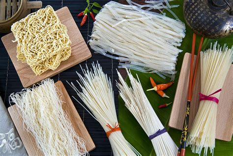chinese noodle types recipes  history