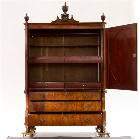 Louis Xvi Cabinet - louis xvi mahogany cabinet 187 northgate gallery antiques