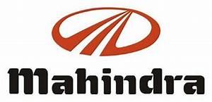 Image Gallery mahindra logo