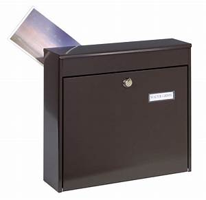 Wohncontainer Zu Verschenken : briefkasten im zaun integriert wohn design ~ Jslefanu.com Haus und Dekorationen