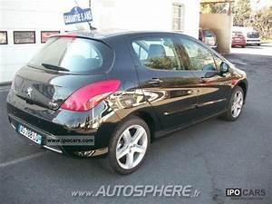 Peugeot 308 Feline : 2010 peugeot 308 2 0 feline hdi136 fap 5p car photo and specs ~ Gottalentnigeria.com Avis de Voitures