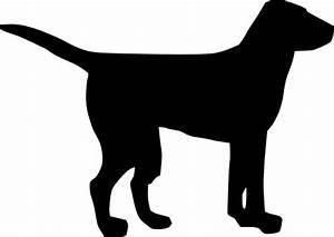 Black Dog Clip Art at Clker.com - vector clip art online ...