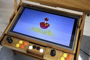 Retro Retro Game Table
