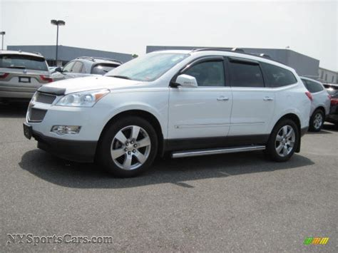 Chevrolet Traverse 2009 Review Amazing Pictures And