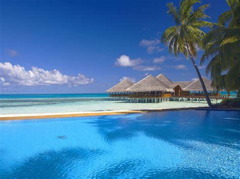Maldives Resort Wallpaper Desktop