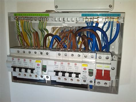 Mini Rcbo Whole New Consumer Unit Diynot Forums