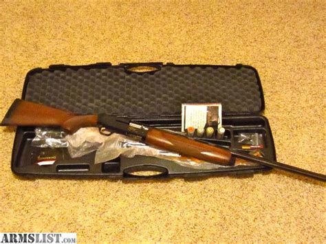 Browning Gold Fusion Semi Auto 12