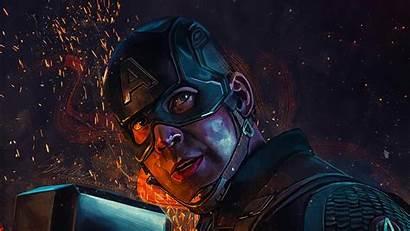 Captain America Wallpapers Computer 4k Desktop Backgrounds