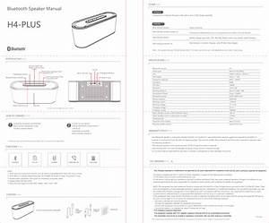Bth4p User Manual User Manual