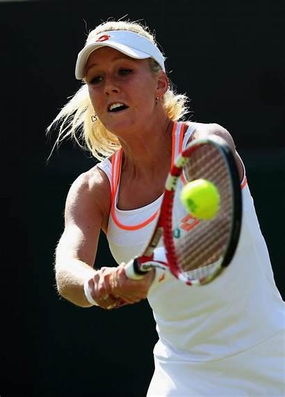 Urszula Radwanska Wimbledon Tennis Round Championships 1st