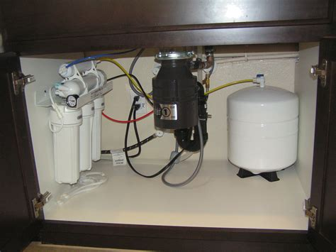 under sink ro reverse osmosis install city water filter corp