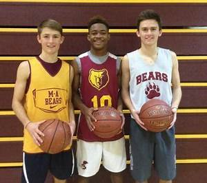 Prep basketball: Trio of guards leads M-A – The Mercury News