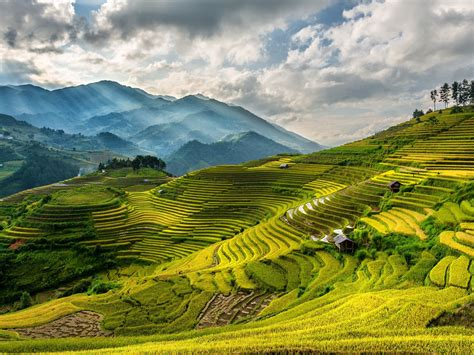 beautiful places  asia  conde nast