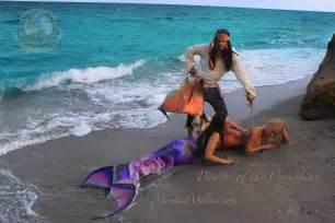 Pirates of the Caribbean Mermaids Scene