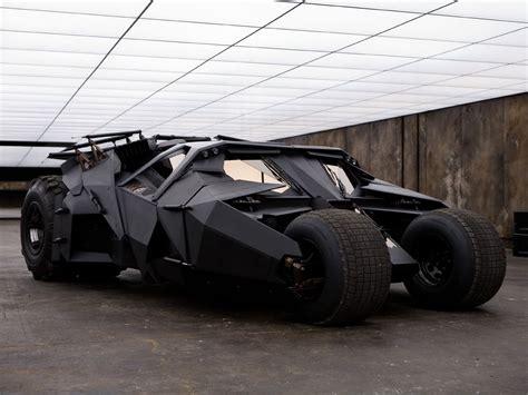 batman car building batman 39 s car the making of the dark knight 39 s