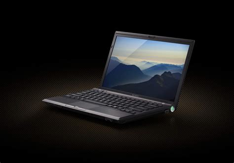 sony vaio mobile sony vaio z series notebooks with solid state drive