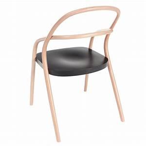 Tonne Aus Holz : chair 002 stuhl ton aus holz mit armlehnen sediarreda ~ Watch28wear.com Haus und Dekorationen