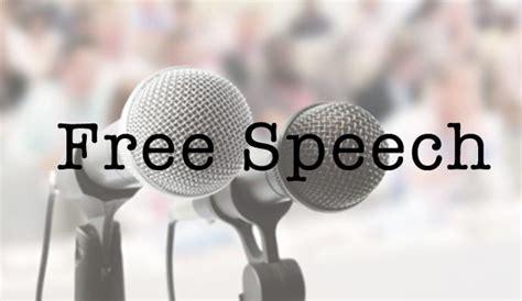 speech    market  amendment