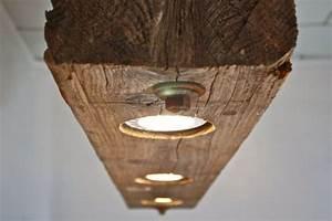2 Light Bar Pendant Massive Rustic Wooden Beam Chandelier Id Lights