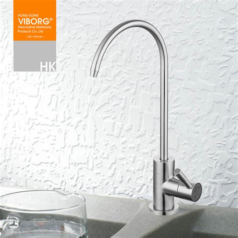 water filtration faucets kitchen aliexpress com buy viborg 304 stainless steel lead free