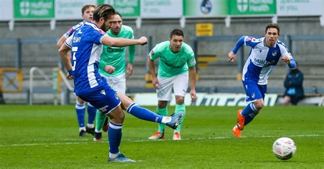 Bristol Rovers must transfer cup success into league form ...