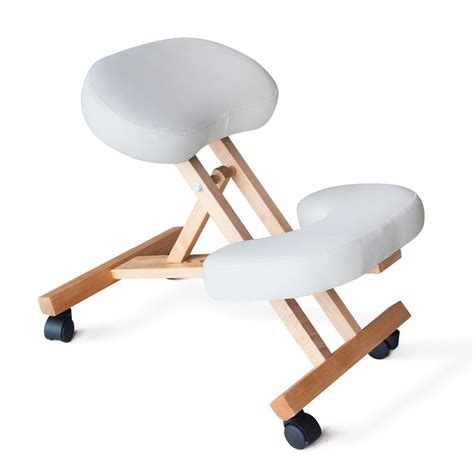 swedish stool chair in orthopedic wood and ergonomic office doctor house ebay