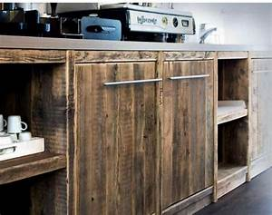 Cuisine En Bois Brut : bois brut en cuisine paperblog ~ Teatrodelosmanantiales.com Idées de Décoration