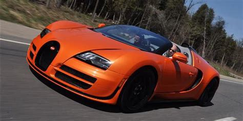 The picture above was the first design proposal for the bugatti veyron which was proposed by walter de'silva back in 1999. First Drive: 2013 Bugatti Veyron 16.4 Grand Sport Vitesse   Driving