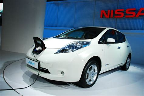 nissan to launch new all electric leaf in asia pacific