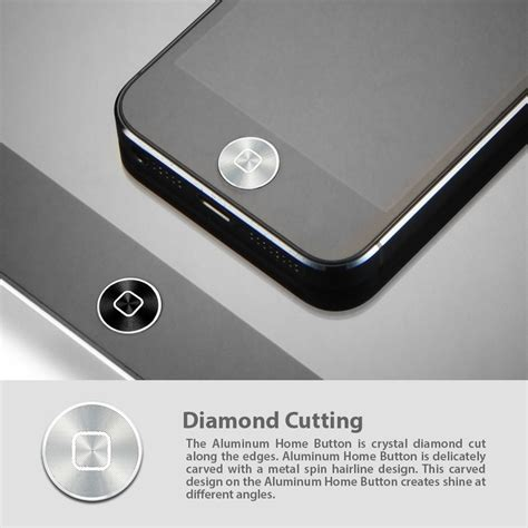 iphone 5s home button cavaraty luxury mobile covers and accesories