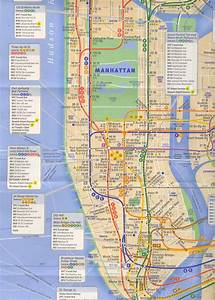 Plan De Manhattan : carte manhattan ~ Melissatoandfro.com Idées de Décoration
