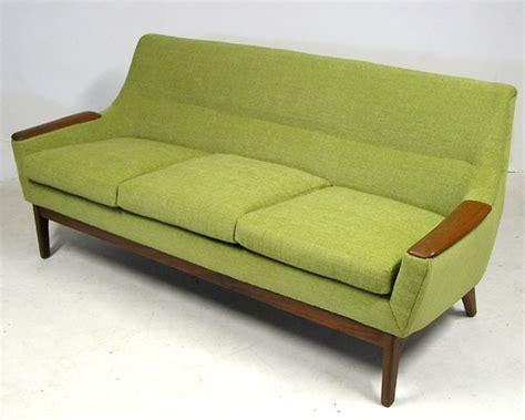 196070s 3seat Teak Sofa  Hoopers Modern