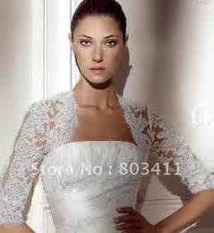 bolero dentelle mariage freeshipping custom made best selling lace bridal bolero jacket in wedding jackets