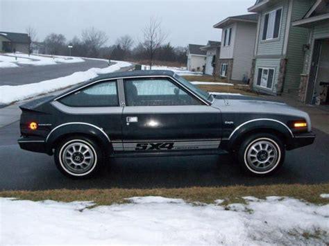 Amc Eagle Sx4 For Sale by 1983 Amc Eagle Sx4 Quot Limited Quot 258 6cyl A T 63k Original
