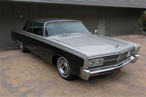 Buy Used 1965 Chrysler Imperial Crown 4 Door In Torrington