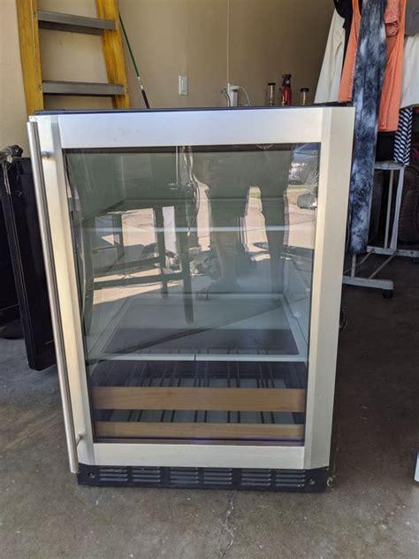 ge monogram wine refrigerator  sale  huntington beach ca offerup