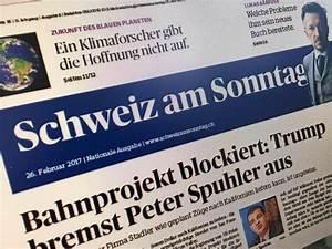 Schweiz Am Sonntag : die schweiz am sonntag ist zum letzten mal erschienen computer medien badische zeitung ~ Orissabook.com Haus und Dekorationen